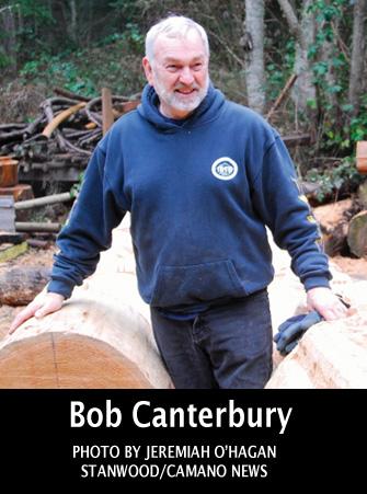 Bob Canterbury, Carver