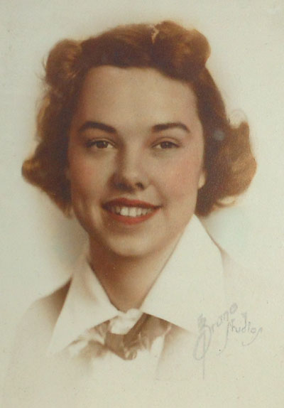 In Memoriam: Eileen Worthington 1919-2012