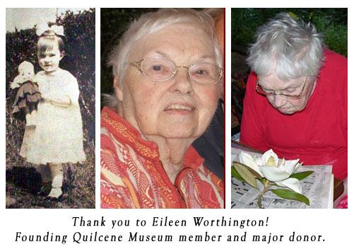 Quilcene champion Mrs. Eileen Worthington