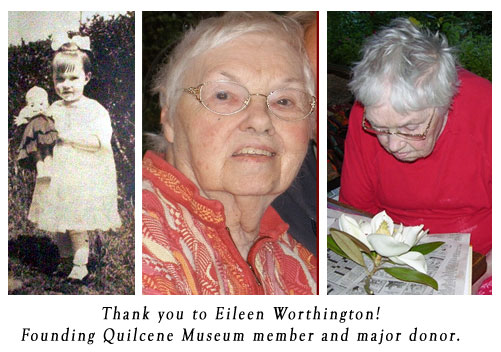 Quilcene champion Mrs. Eileen Worthington