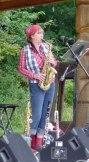 Signe Crawford of Plaid Jazz
